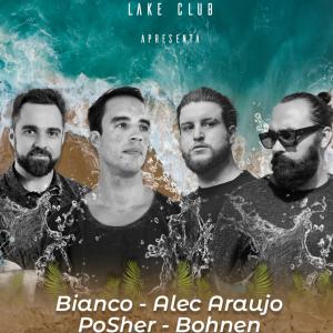 Lake Club com festa agendada para o dia 18 setembro no Tropical Da Mole  em Florianópolis